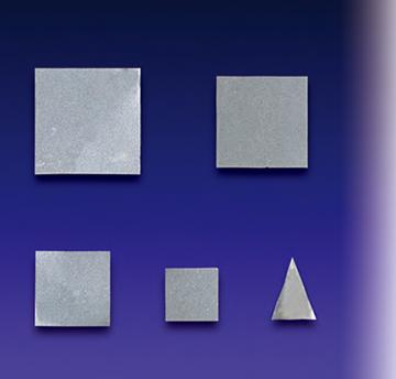 板状分銅(微小質量) 商品画像